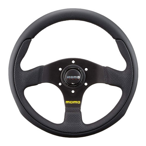 Steering Wheel  Momo Racing 30 Pie BK T– 1002