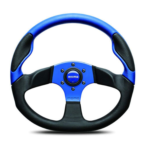 Steering Wheel Momo Command 2 35 Pie Blue C – 65