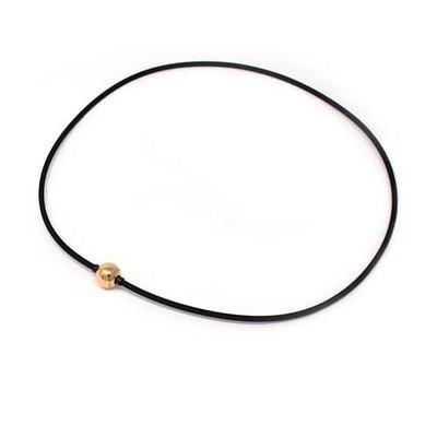 Phiten Rakuwa Mirror Ball Gold Limited Edition 45cm