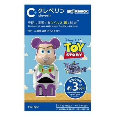 Cleverin Bearbrick Toy Story Buzz