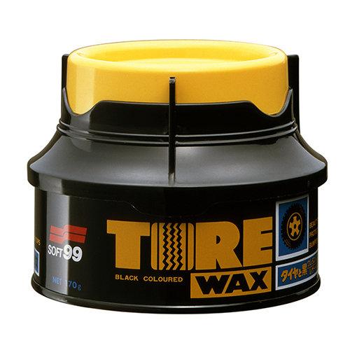 Soft99 Tire Black Wax STT029