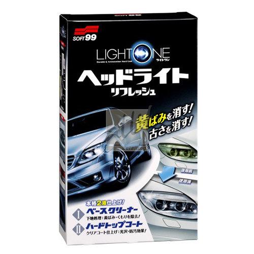 Soft99 Light One, Restoration Kit SEC034