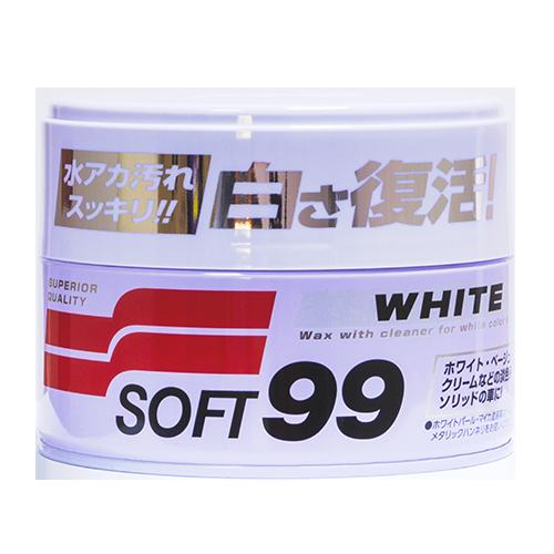 Soft99 White Soft Wax SEW056
