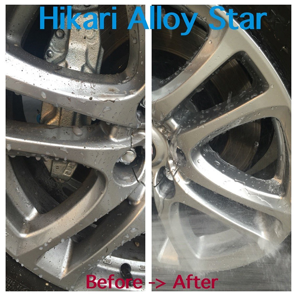 Hikari Alloy Star