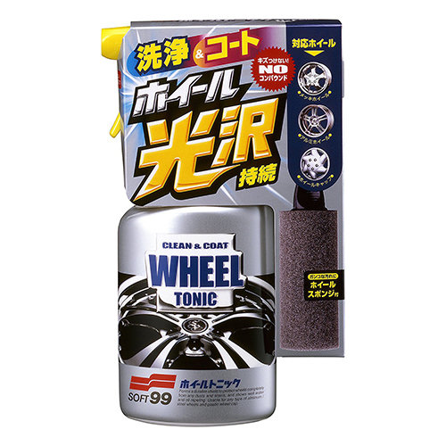 Soft99 New Wheel Tonic 400 STL087