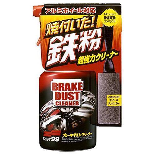Soft99 New Brake Dust Cleaner 400 STL088