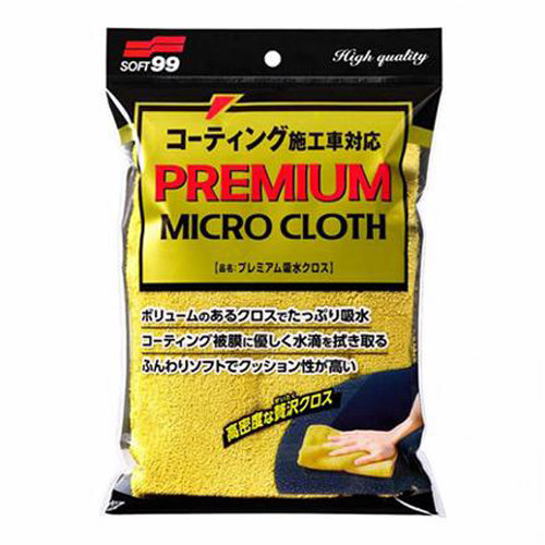 Soft99 PREMIUM MICRO CLOTH SED111