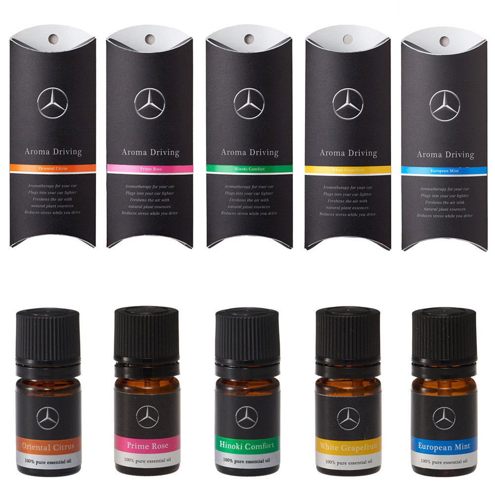 Mercedes Benz Air Spencer Aroma Driving Hinoki Comfort
