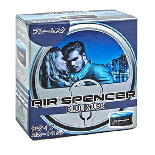 Eikosha Air Spencer Blue Musk