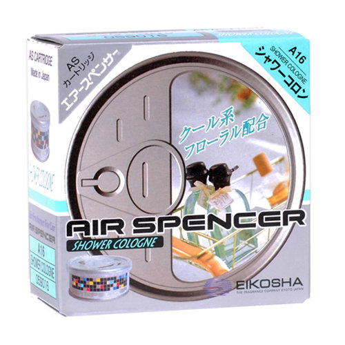 Eikosha Air Spencer Shower Cologne ESF030