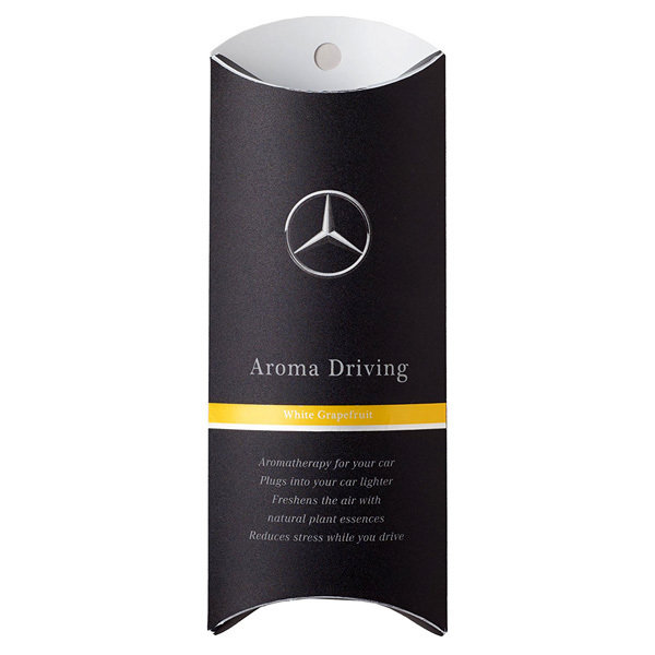 Mercedes Benz Air Spencer Aroma Driving White Grapefruit