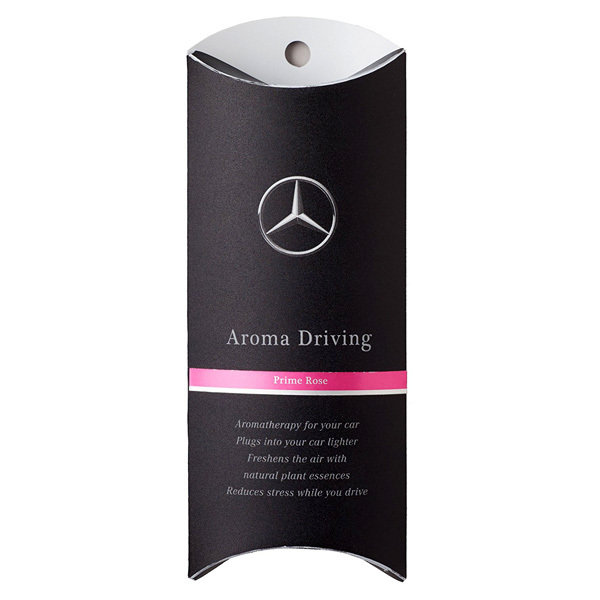 Mercedes Benz Air Spencer Aroma Driving Prime Rose MSF005