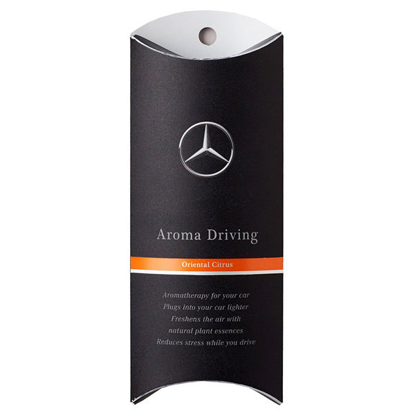Mercedes Benz Air Spencer Aroma Driving Oriental Citrus MSF006
