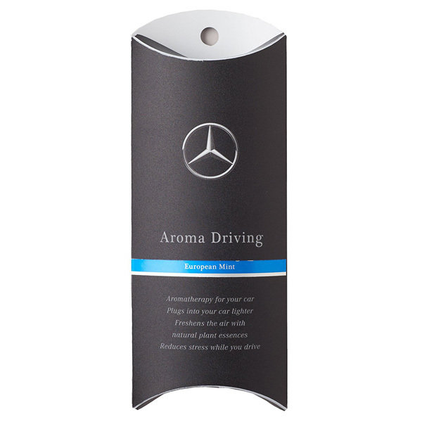Mercedes Benz Air Spencer Aroma Driving European Mint MSF011