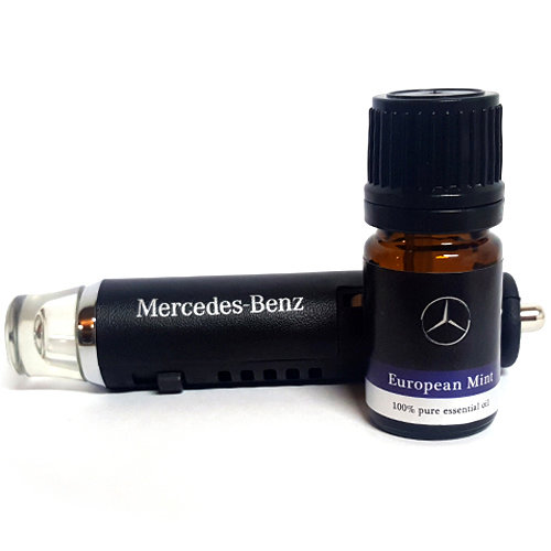 Mercedes Benz Air Spencer Aroma Driving European Mint Refil