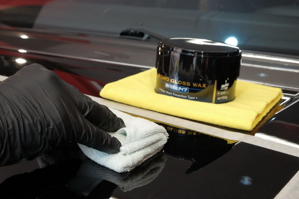 Soft99 Hydro Gloss Wax Water Mark Prevention Type