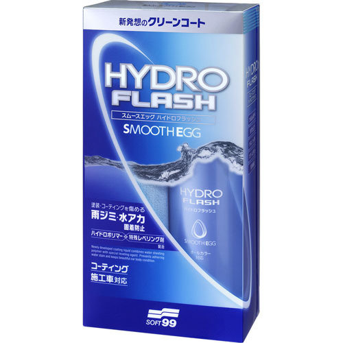 Soft99 Smooth Egg Hydro Flash SEA112