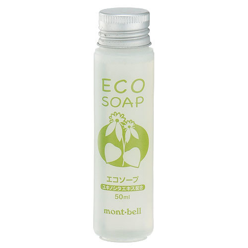 Mont-Bell Eco Soap MGC019