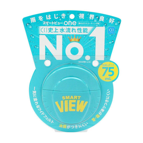 CCI Smart View ONE Glass Coating Water Repellent 75 ml SMA017