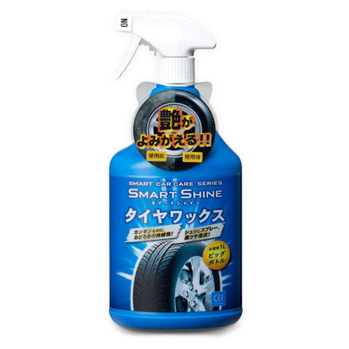 CCI Smart Shine Tire Wax 1000 ml SMA020