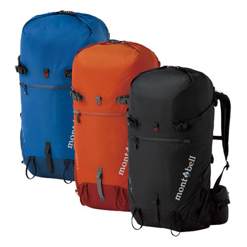 Mont-Bell Alpine Pack 50