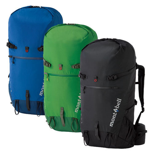 Mont-Bell Alpine Pack 60