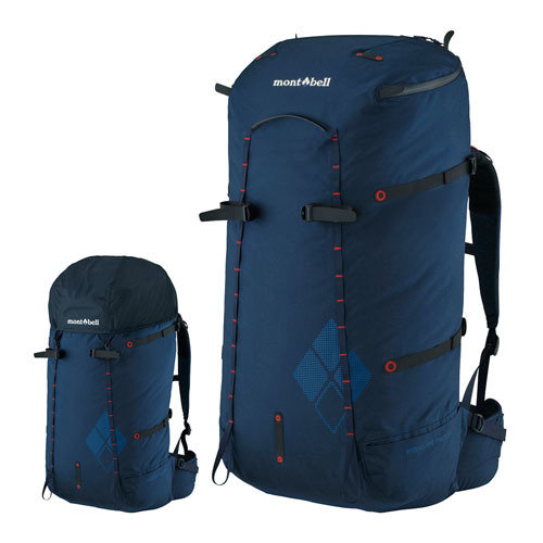 Mont-Bell Ridge Line Pack 55 MGA080