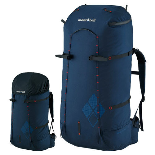 Mont-Bell Ridge Line Pack 75 MGA081