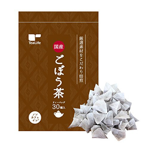 Tea Life Domestic Burdock Tea JGT031