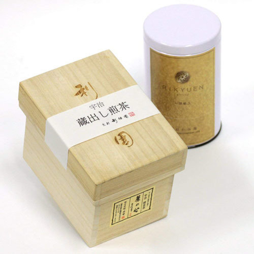 Rikyuen Kioto Tea Gift Set