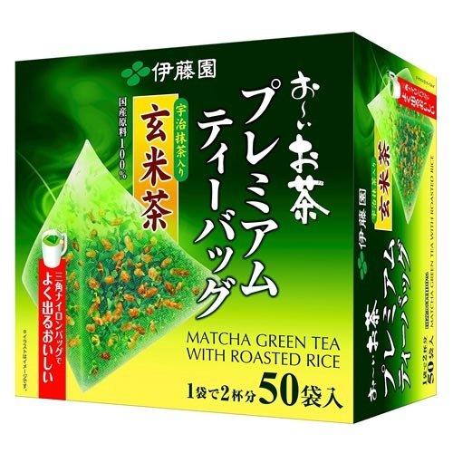 Itoen Oya Matcha Green Tea With Roasted Rice JGT050