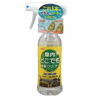 Ichinen Chemicals Cleanview Interior Cleaner