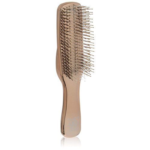 S Heart S Long Gold Scalp Brush SHS003