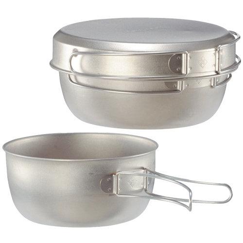 Mont-Bell Titanium Bowl Dish Set