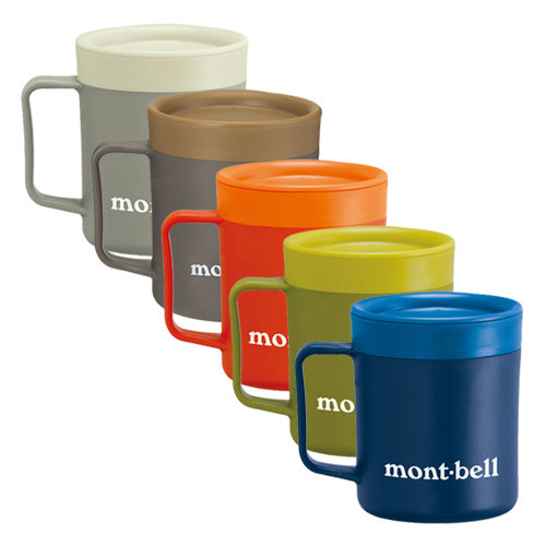 Mont-Bell Thermo Mug 200 Light & Fast