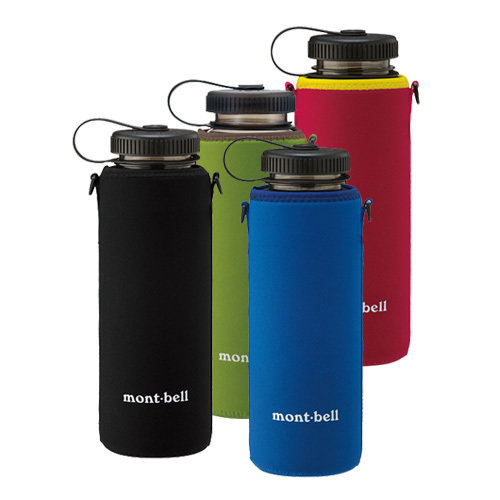 Mont-Bell Clear Bottle Thermo Cover 1.0L