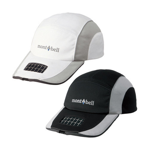Mont-Bell Flash Light Cool Cap