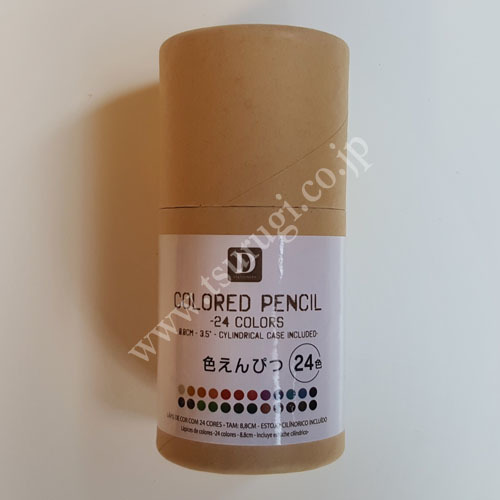 Colored Pencil 24Pcs OPL038