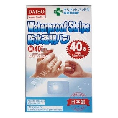 Waterproof Strips 40Pcs