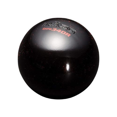 CARMATE RAZO MT KNOB R BLACK340