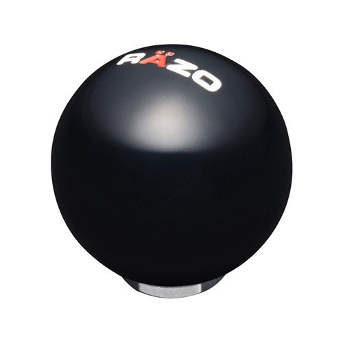 CARMATE RAZO ROUND KNOD-MT BLACK