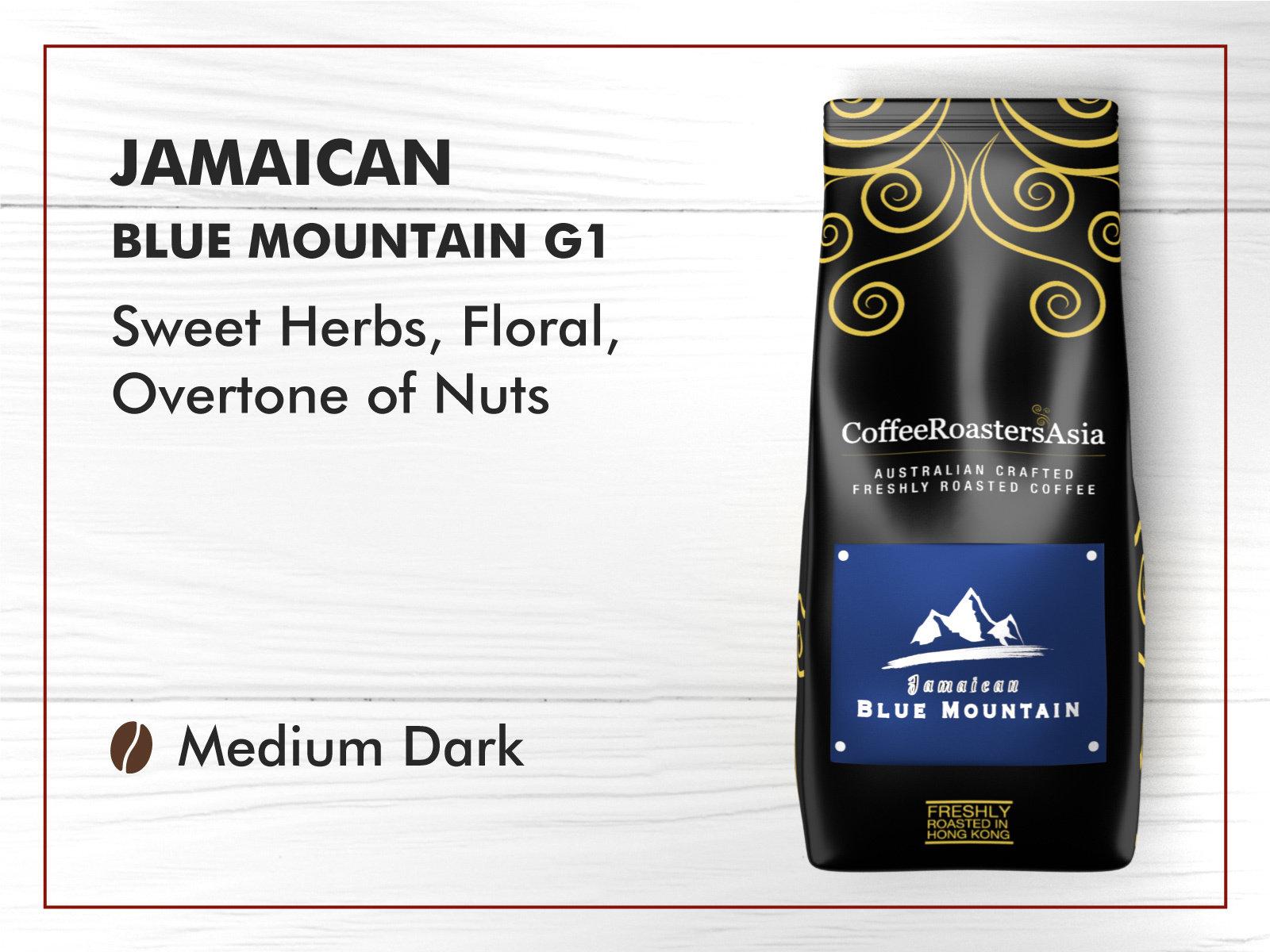 Blue Mountain Coffee (G1) 01077