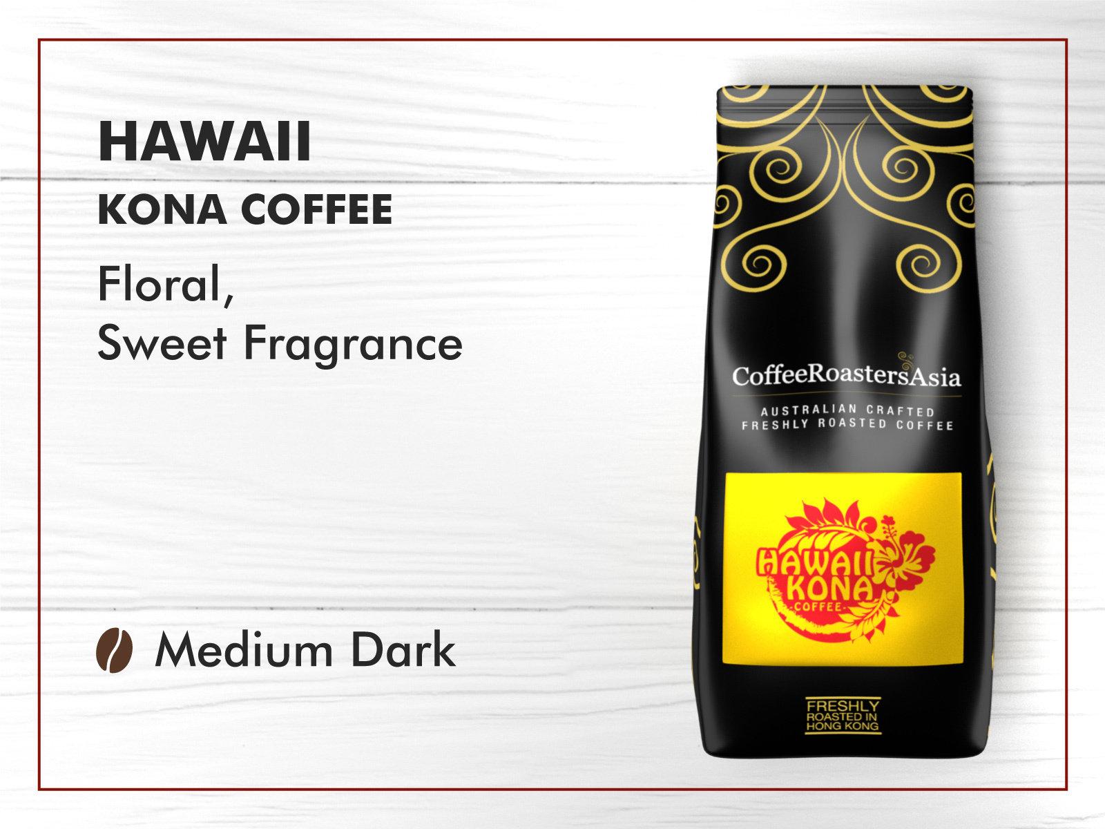 Hawaii Kona Coffee 03025