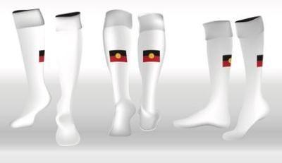 NAIDOC Gameday Socks