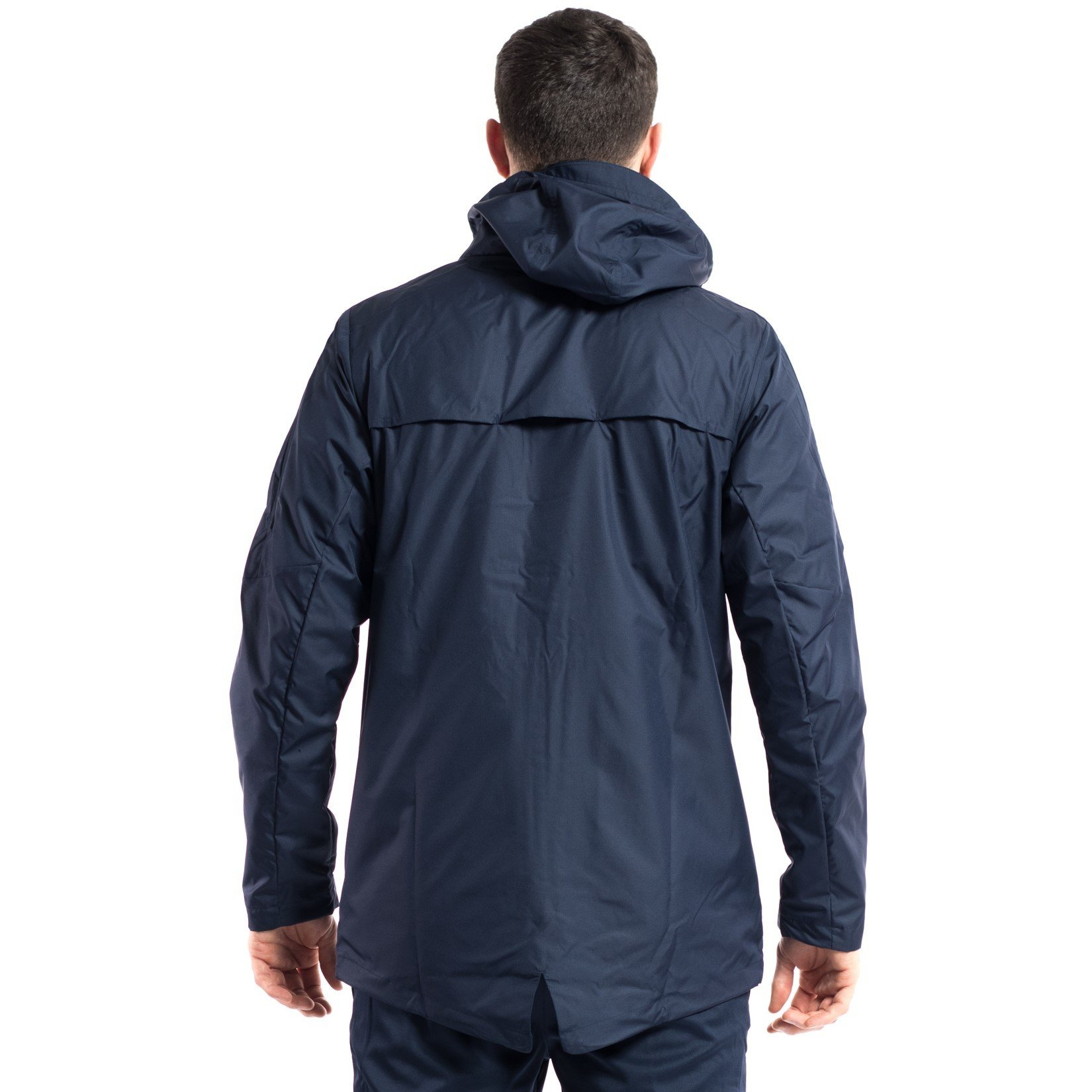 Academy 18 Rain Jacket Back