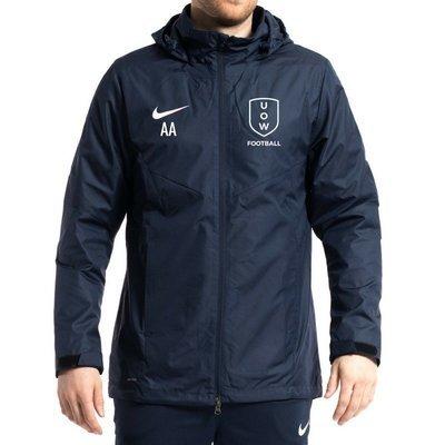 UOWFC 2019 Nike Academy 18 Rain Jacket