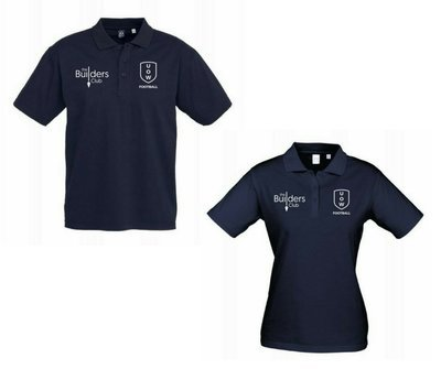 UOWFC Mens/Womens Club Basic Polo - (With Builder's Club Member discount)
