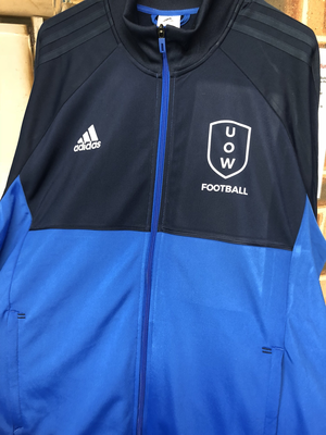 Adidas Tiro UOWFC Club Jacket