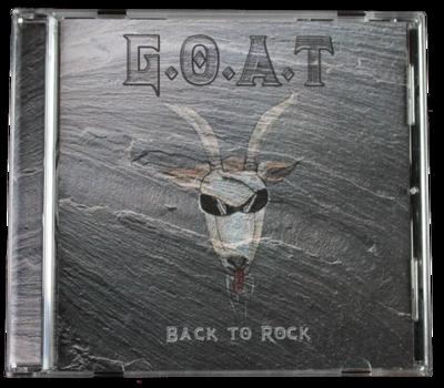 CD Back to Rock (Dean Crown)