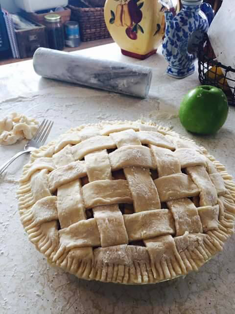 Gift Certificate for One Fruit Pie